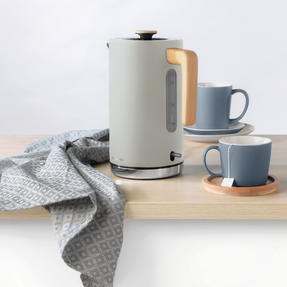 Salter EK3564GRY Skandi 3 kW and 1.7 litre Jug Kettle, Grey Thumbnail 3