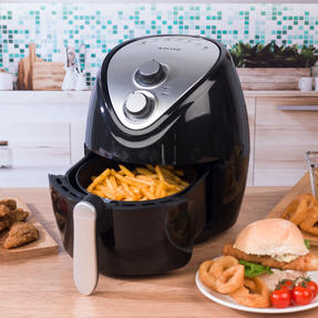 Salter COMBO-5116 Healthy Cooking Air Fryer with 3-in-1 Prep Multipurpose Scissors, 3.2 Litre, 1300 W Thumbnail 2