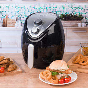 Salter COMBO-5116 Healthy Cooking Air Fryer with 3-in-1 Prep Multipurpose Scissors, 3.2 Litre, 1300 W Thumbnail 7