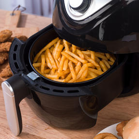 Salter COMBO-5116 Healthy Cooking Air Fryer with 3-in-1 Prep Multipurpose Scissors, 3.2 Litre, 1300 W Thumbnail 9