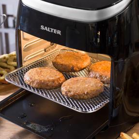 Salter EK3662 2000 W Aerocook Pro XL, Black/Silver, 11 Litre Thumbnail 7