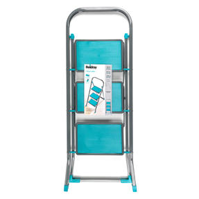 Beldray COMBO-5210 3-Step DIY Hobby Stepladder with Chenille Outdoor Cleaning Mop and Microfibre Cleaning Cloths Thumbnail 9