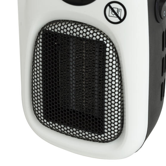 Beldray Handy Plug in Heater with Remote Control, 500 W Thumbnail 3