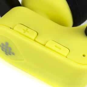 Intempo EE3888YELBLKSTKEUAIR Active TWS 10 Wireless Bluetooth Earphones, Yellow/Black Thumbnail 4