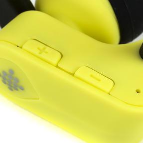 Intempo EE3888YELBLKSTKEUAIR Active TWS 10 Wireless Bluetooth Earphones, Yellow/Black Thumbnail 4