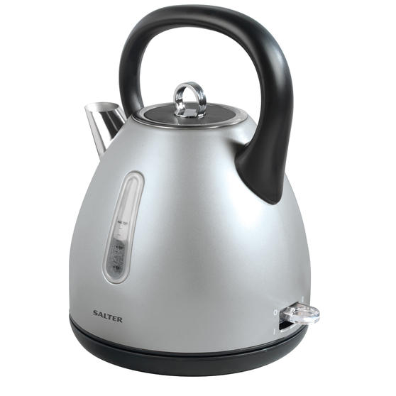 Polaris Dome Kettle, 3000 W, 1.7 Litre, Titanium