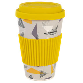 Retro 16 oz  Diamond Sippy Mug