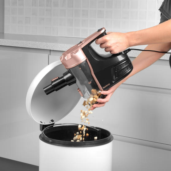 Beldray BEL0769NRG Quick Vac Lite Multi-Surface Vacuum Cleaner, 600 W, Rose Gold Main Image 4