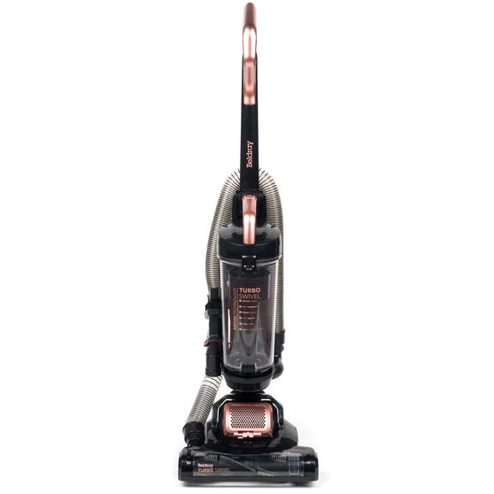 Beldray BEL0648NRG Turbo Swivel Vacuum Cleaner, Rose Gold