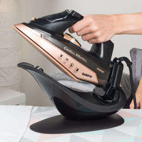 Beldray BEL0747NRG 2 in 1 Cordless Steam Iron, 300 ml, 2600 W, Rose Gold Thumbnail 7