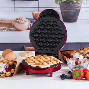 Giles & Posner EK2551 Bubble Waffle Maker Thumbnail 8