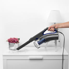 Beldray® BEL0947 AIRGLIDE 2-in-1 Corded Stick & Handheld Vacuum Cleaner | Cyclonic System | 400 W | 0.5 L Dust Tank | 5 Metre Power Cord | Accessories Included Thumbnail 12
