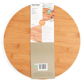 Six Slice Bamboo Pizza Serving Board, 12 Inches/30 cm Thumbnail 2