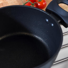 Progress BW08038EU Non-Stick Diamond Stock Pot, 20 cm Thumbnail 7