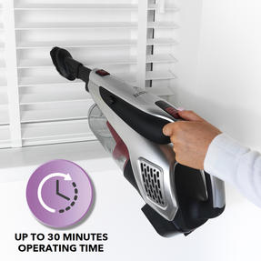 Airpower Cordless Vacuum Cleaner with Brushless Motor, 180 W Thumbnail 9