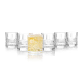 RCR 26720020006 Brillante Tumblers, 337 ml, Set of 6 Thumbnail 1