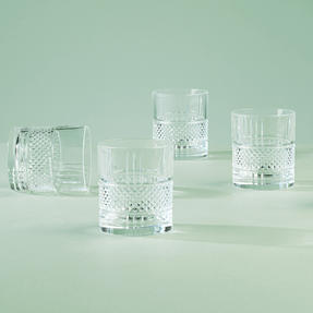 RCR 26720020006 Brillante Tumblers, 337 ml, Set of 6 Thumbnail 4