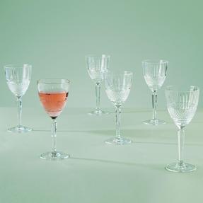 RCR 26966020006 Brillante Red Wine Glasses, 230 ml, Set of 6 Thumbnail 2