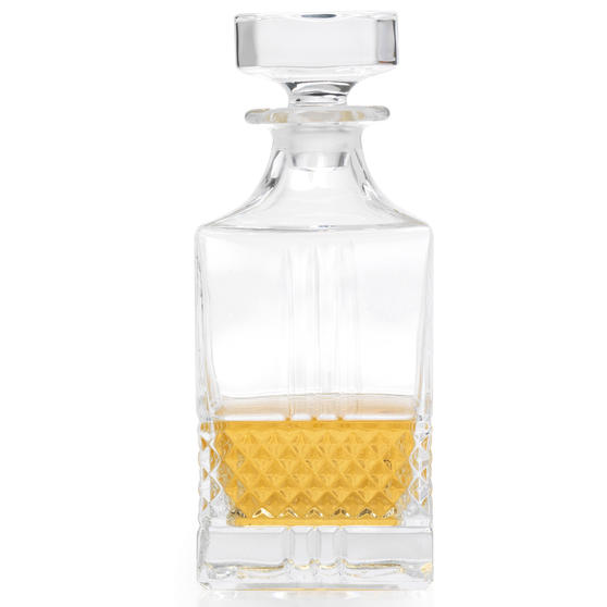 RCR 51592020006 Brillante Whiskey Decanter, 850 ml
