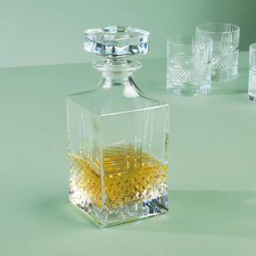 RCR 51592020006 Brillante Whiskey Decanter, 850 ml Thumbnail 3