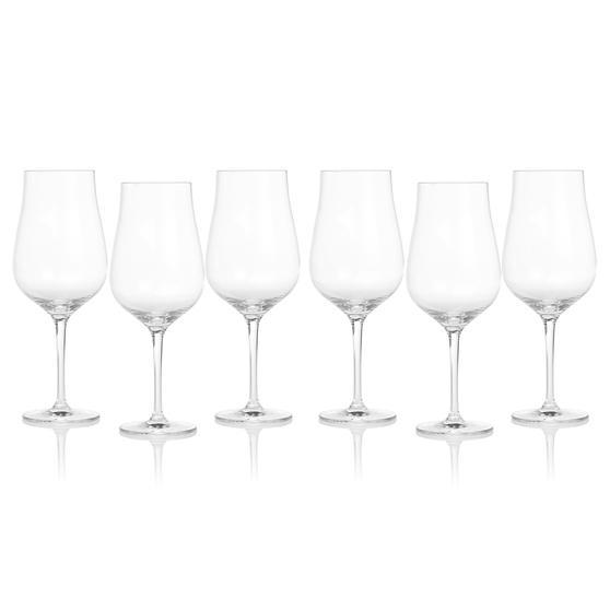 Schott Zwiesel 118252 Concerto White Wine Glass, 508 ml, Set of 6