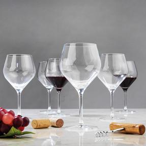 Schott Zwiesel 116487F Audience Burgundy Glass, 512 ml, Set of 6 Thumbnail 7