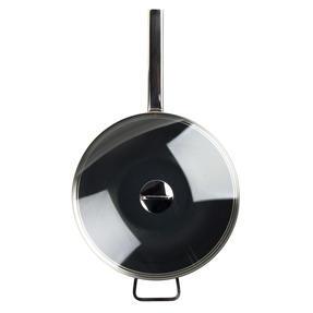 Vivo by Villeroy & Boch COMBO-5297 Non-Stick Wok, 30 cm, Black, Set of 2 Thumbnail 2