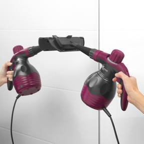 Kleeneze KL0573 10 in 1 Handheld Steam Cleaner, 1100 W, 250 ml Tank Capacity Thumbnail 3