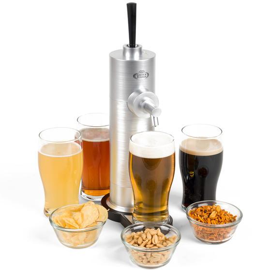 Giles & Posner EK3755GP Beer Tap, 500 ml