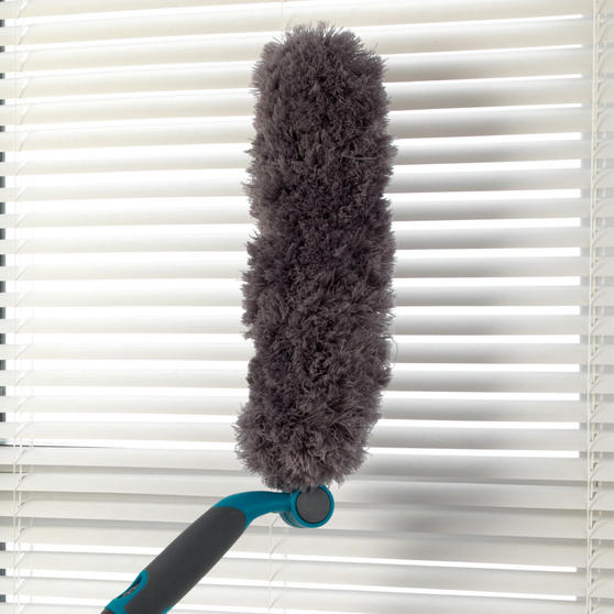 Beldray Click and Connect Set with Two Duster Heads and Chenille Floor Mop Thumbnail 4