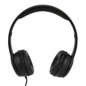 Intempo COMBO-5500 Folding Clarity Black Headphones with Wireless LED Bluetooth Speaker Thumbnail 6