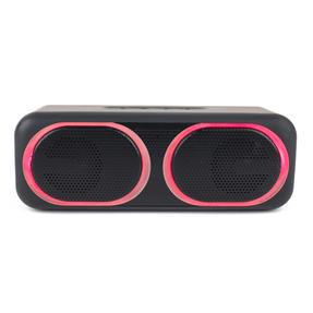 Intempo COMBO-5500 Folding Clarity Black Headphones with Wireless LED Bluetooth Speaker Thumbnail 8