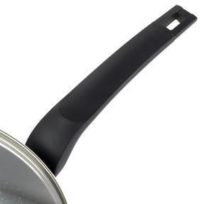 Salter BW08657 Marble Gold Non-Stick Wok, Forged Aluminium, 28 cm Thumbnail 7