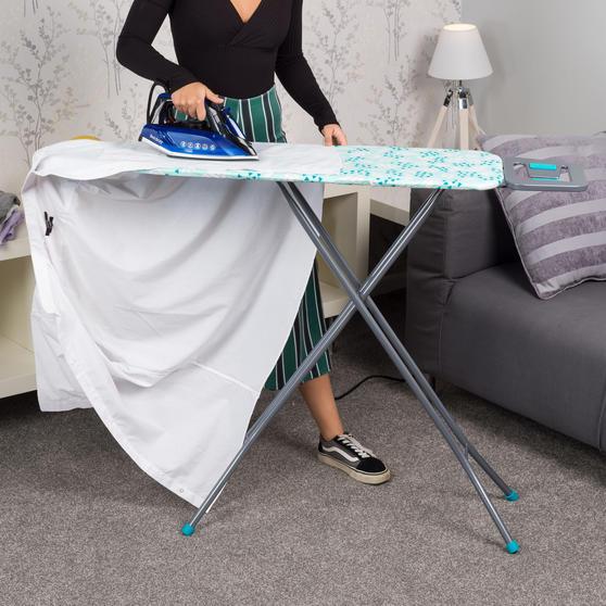 Beldray LA023995INGEU Ironing Board, 110 x 33 cm, Ingrid Print Thumbnail 4