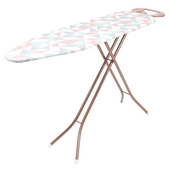 Beldray Ultra Ceramic Iron with Dual Soleplate Technology and Glisten Rose Gold Ironing Board, 300 ml, 3100 W Thumbnail 5