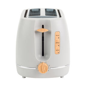 Progress EK3756PGRY Scandi 2-Slice Toaster, 870 W, Grey Thumbnail 4