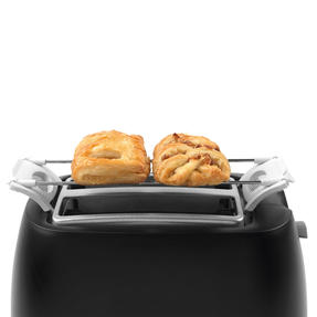 Progress COMBO-5153 Scandi Breakfast Appliance Set with 2-Slice Toaster and Coffee Maker, 870/1080 W, Black Thumbnail 6