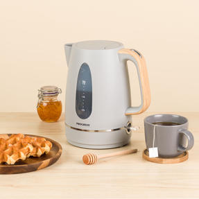 Progress COMBO-5155 Scandi Breakfast Appliance Set with 2-Slice Toaster and Jug Kettle, 870/3000 W, Grey Thumbnail 5