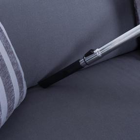 Kleeneze KL0700 Compact Cylinder Vacuum Cleaner, Black/Plum Thumbnail 9
