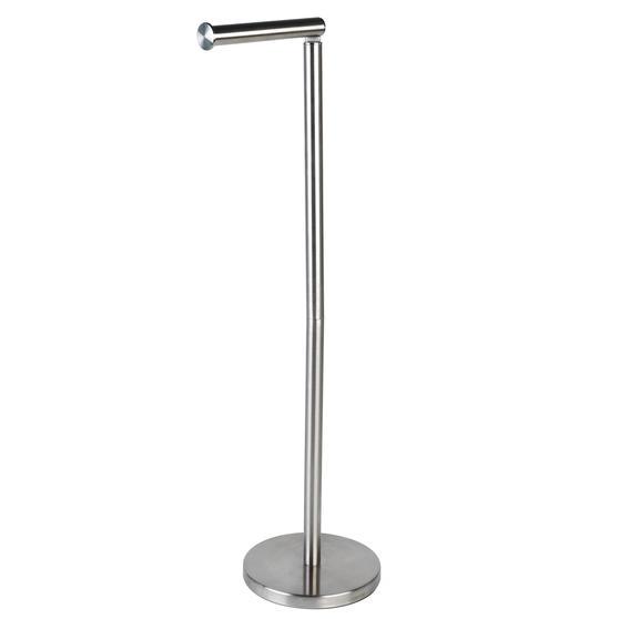 Beldray LA068699EU Swivel Top Toilet Roll Holder, Stainless Steel Main Image 4