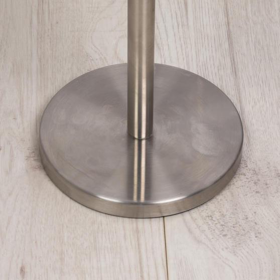 Beldray LA068699EU Swivel Top Toilet Roll Holder, Stainless Steel Main Image 7
