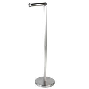 Beldray LA068699EU Swivel Top Toilet Roll Holder, Stainless Steel Thumbnail 4