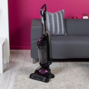 Kleeneze KL0995 Lightweight Upright Swivel Vacuum with 3 in 1 Crevice Tool, 2.5 Litre, 400 W, Purple/Black Thumbnail 4