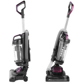 Kleeneze KL0995 Lightweight Upright Swivel Vacuum with 3 in 1 Crevice Tool, 2.5 Litre, 400 W, Purple/Black Thumbnail 5