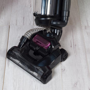 Kleeneze KL0995 Lightweight Upright Swivel Vacuum with 3 in 1 Crevice Tool, 2.5 Litre, 400 W, Purple/Black Thumbnail 9