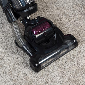 Kleeneze KL0995 Lightweight Upright Swivel Vacuum with 3 in 1 Crevice Tool, 2.5 Litre, 400 W, Purple/Black Thumbnail 10