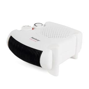Beldray COMBO-5666 Flat Fan Heater, 1000/2000 W Settings, White, Set of 2 Thumbnail 9
