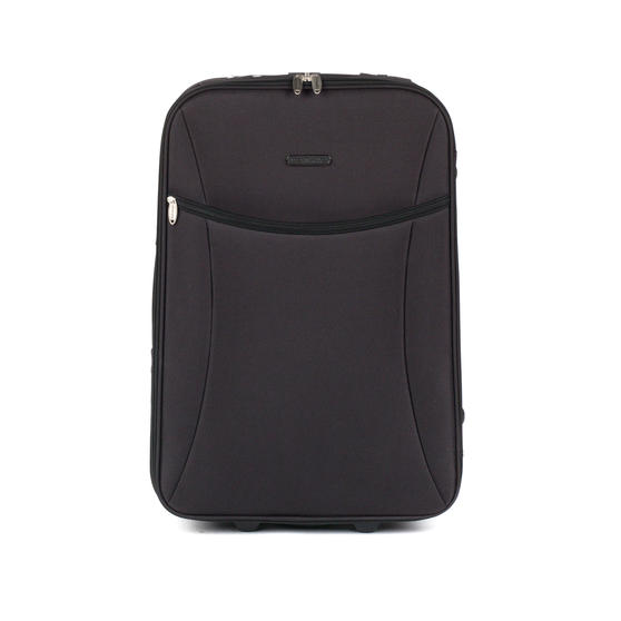 Constellation LG00439LBLKASMIL Large Eva Suitcase, 28?, Black