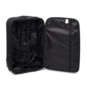 Constellation LG00439LBLKASMIL Large Eva Suitcase, 28?, Black Thumbnail 3