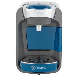 Bosch Tassimo TAS3205GB 0.8L Suny Coffee Machine,1300 W, Blue